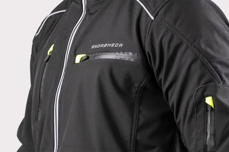 chaqueta de moto vegana vegan motorcycle jacket
