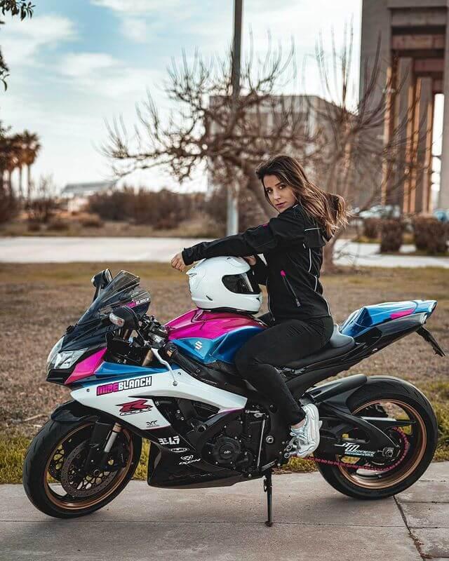 chaqueta jacket moto kuiper mujer woman
